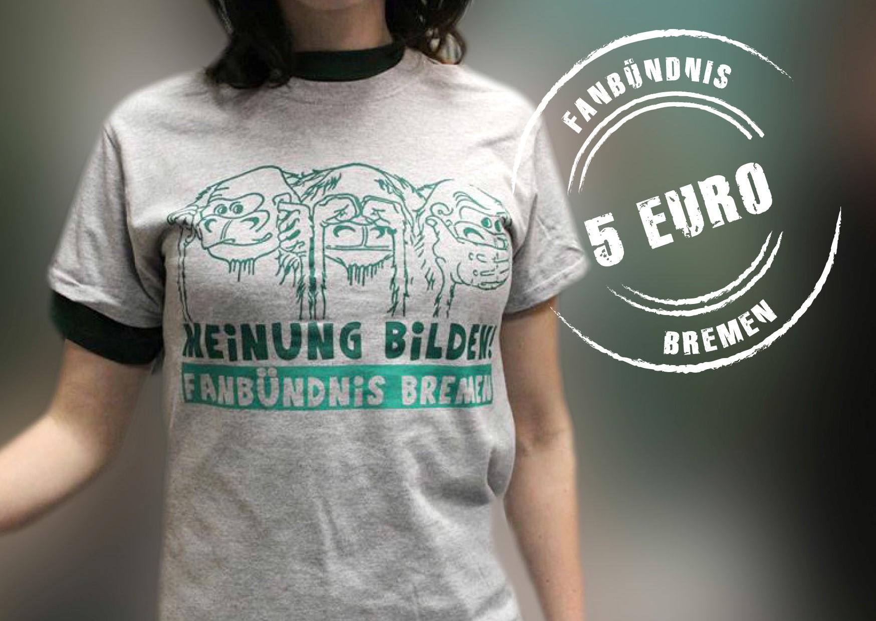 T-Shirt Fanbündnis